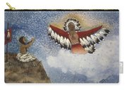 Vision Of The Eagle Spirit Carry-all Pouch
