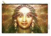 Vision Of The Goddess - Light Carry-all Pouch