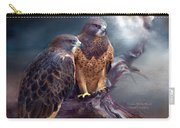 Vision Of The Hawk Carry-all Pouch