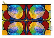 Visions Of Bliss And Abstract Artwork By Omaste Witkowski Carry-all Pouch