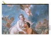 Visit Of Venus To Vulcan Carry-all Pouch