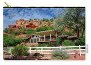 Visitor Center Best Friends Animal Sanctuary Angel Canyon Knob Utah 02 Carry-all Pouch