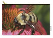 Visitor Up Close Coneflower  Carry-all Pouch