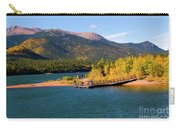 Visitors At Pikes Peak And Crystal Reservoir Carry-all Pouch