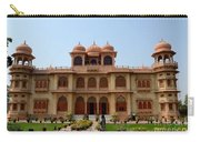 Visitors Wander Around Gardens Of Mohatta Palace Museum Karachi Sindh Pakistan Carry-all Pouch