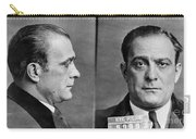 Vito Genovese (1897-1969) Carry-all Pouch