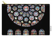 Vitraux - Cathedrale De Chartres - France Carry-all Pouch