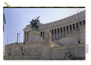 Vittorio Emanuele II Monument Carry-all Pouch