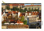 Vitus Cathedral Over Vltava  Carry-all Pouch
