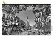 Vive Les French Quarter Monochrome Carry-all Pouch