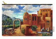 Vive Tu Vida  Live Your Life Carry-all Pouch
