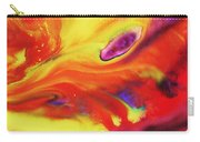 Vivid Abstract Vibrant Sensation Iv Carry-all Pouch