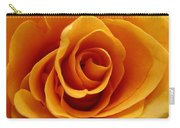 Vivid Rose Carry-all Pouch