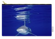 Vivid Shark Reflections Carry-all Pouch