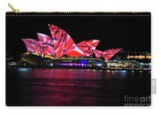 Vivid Sydney 2014 - Opera House 3 By Kaye Menner Carry-all Pouch