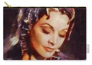 Vivien Leigh, Vintage Hollywood Actress Carry-all Pouch