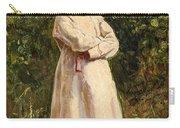 Vladimir Yegorovich Makovsky Russian 1846  1920   Ukrainian Girl, 1898 Carry-all Pouch