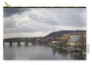 Vltava River Scene Carry-all Pouch
