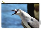 Vocal Sea Gull Carry-all Pouch