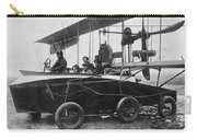 Voisin Flying Machine, 1912 Carry-all Pouch