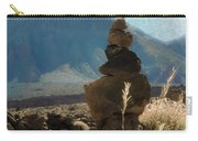 Volcanic Desert Composition Carry-all Pouch
