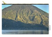 Volcano And Reflection Lake Atitlan Guatemala 3 Carry-all Pouch