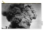 Volcano: Java, 1910 Carry-all Pouch