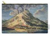 Volcano: Mt. Etna Carry-all Pouch