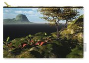 Volcano View Carry-all Pouch