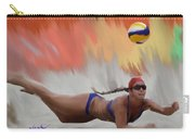 Volleyball Dig Carry-all Pouch