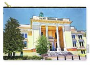 Volusia County Court House Yellow Carry-all Pouch