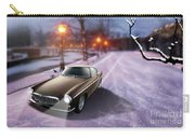 Volvo P1800 Snow Scene Carry-all Pouch