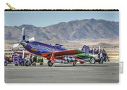 Voodoo Engine Start Sunday Gold Unlimited Reno Air Races Carry-all Pouch