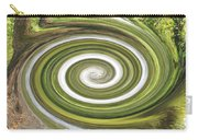 Vortex - River Frays Abstract Carry-all Pouch