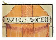 Votes For Women, 1911 Carry-all Pouch