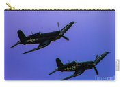 Vought F-4u Corsairs Carry-all Pouch
