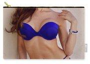 Voula Blue Bikini Carry-all Pouch