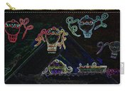 Voyages Oniriques / Dreamlike Trips Carry-all Pouch