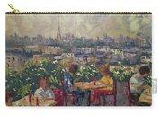 Vue De Paris Carry-all Pouch