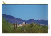 Vulture Mine Ahead Carry-all Pouch
