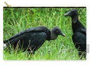 Vulture Pair Carry-all Pouch