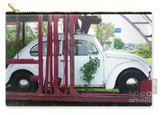 Vw Bug On A Trailer Carry-all Pouch