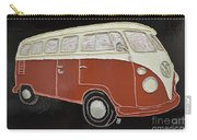 Vw Bus Carry-all Pouch