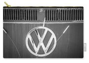 Vw Van Logo Carry-all Pouch