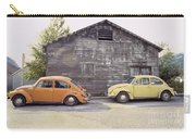 Vw's In Skagway Alaska Carry-all Pouch by Bruce Stanfield