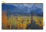102238-v-w End Of Seven Sisters Mountain  Carry-all Pouch