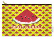 W Is For Watermelon Carry-all Pouch