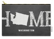 Wa Home Carry-all Pouch by Nancy Ingersoll