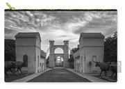 Waco Historical Suspension Bridge Carry-all Pouch