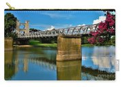 Waco Suspension Bridge 2 Carry-all Pouch